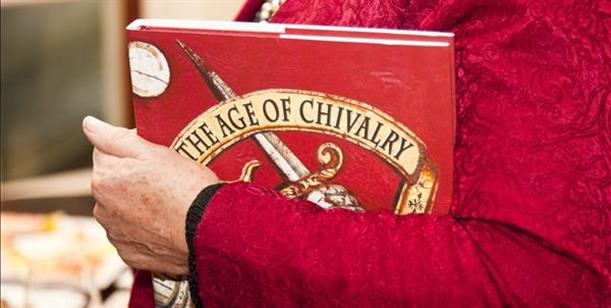 Hywel Williams and The Age of Chivalry