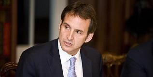 Former Governor of Minnesota Tim Pawlenty at the Legatum Institute
