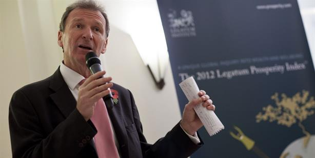 "Lord O'Donnell: ""Legatum Institute Commission will look at how wellbeing research can have real and practical policy implications"""