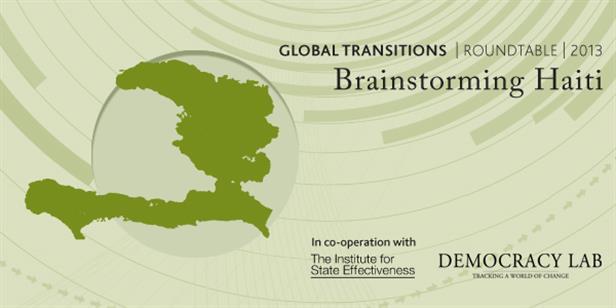 Brainstorming Haiti