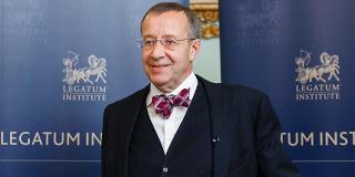The Case of Estonia: Keynote Address with President Ilves of Estonia