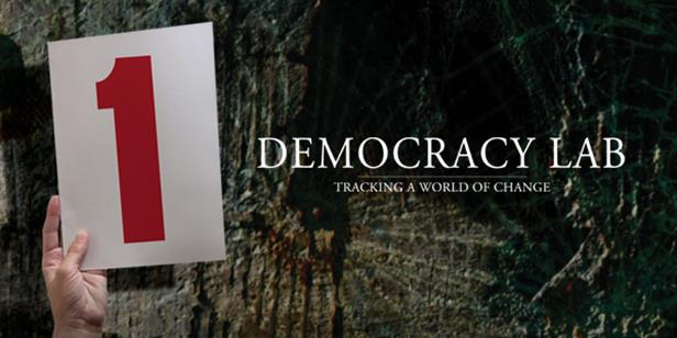 Democracy Lab Celebrates One Year Anniversary