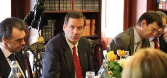 What the Ukrainian Public Really Thinks: A Conversation with Ambassador Mark Green