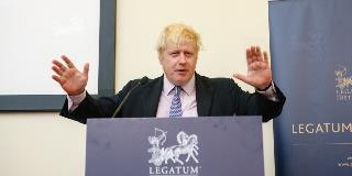 Boris Johnson Lays Down A Challenge
