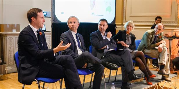 Launch of the 2014 Legatum Prosperity Index™ - Public Panel (London)