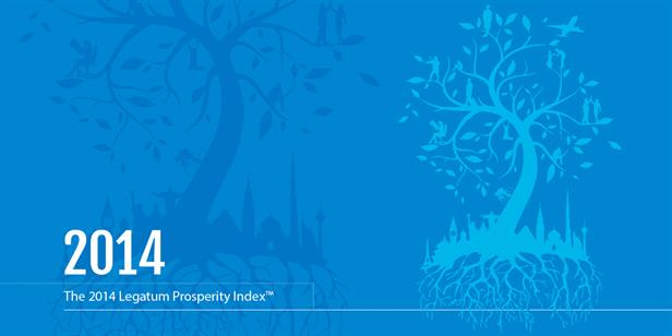 Launch of the 2014 Legatum Prosperity Index™ - Embassy Briefing (London)