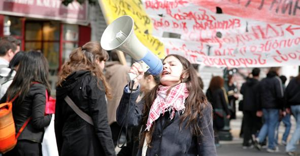 A Celebration for Womenkind—But Not in Greece