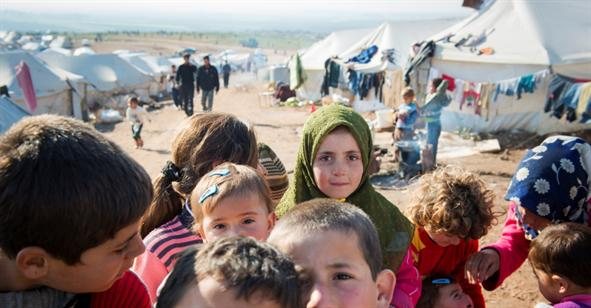 Syrian Refugees—Not Just a Humanitarian Emergency