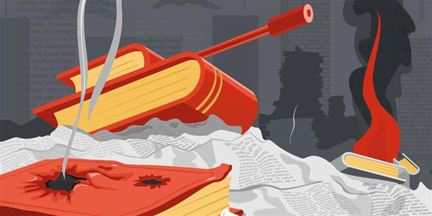 Information at War: From China's Three Warfares to NATO's Narratives