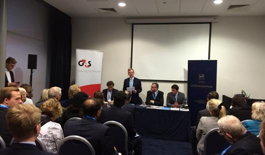 2015 Conservative Party Conference: Securing Prosperity in an Uncertain World