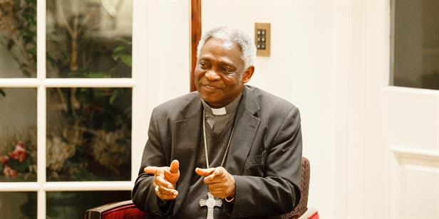 An Evening with His Eminence Cardinal Turkson