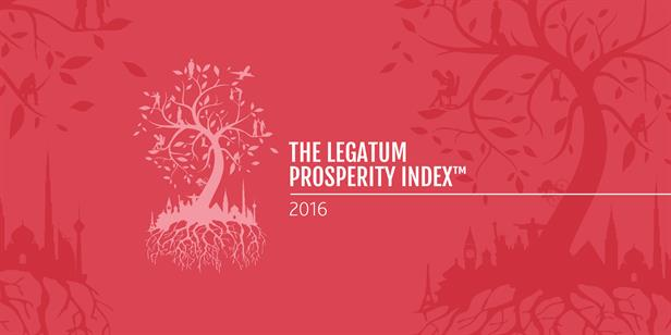 10th Anniversary: Launch of the 2016 Legatum Prosperity Index™