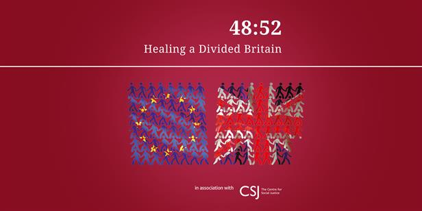 48:52—Healing a Divided Britain