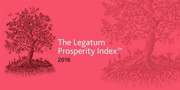 New Zealand Announced as the Most Prosperous Country in the World in 2016 Legatum Prosperity Index™