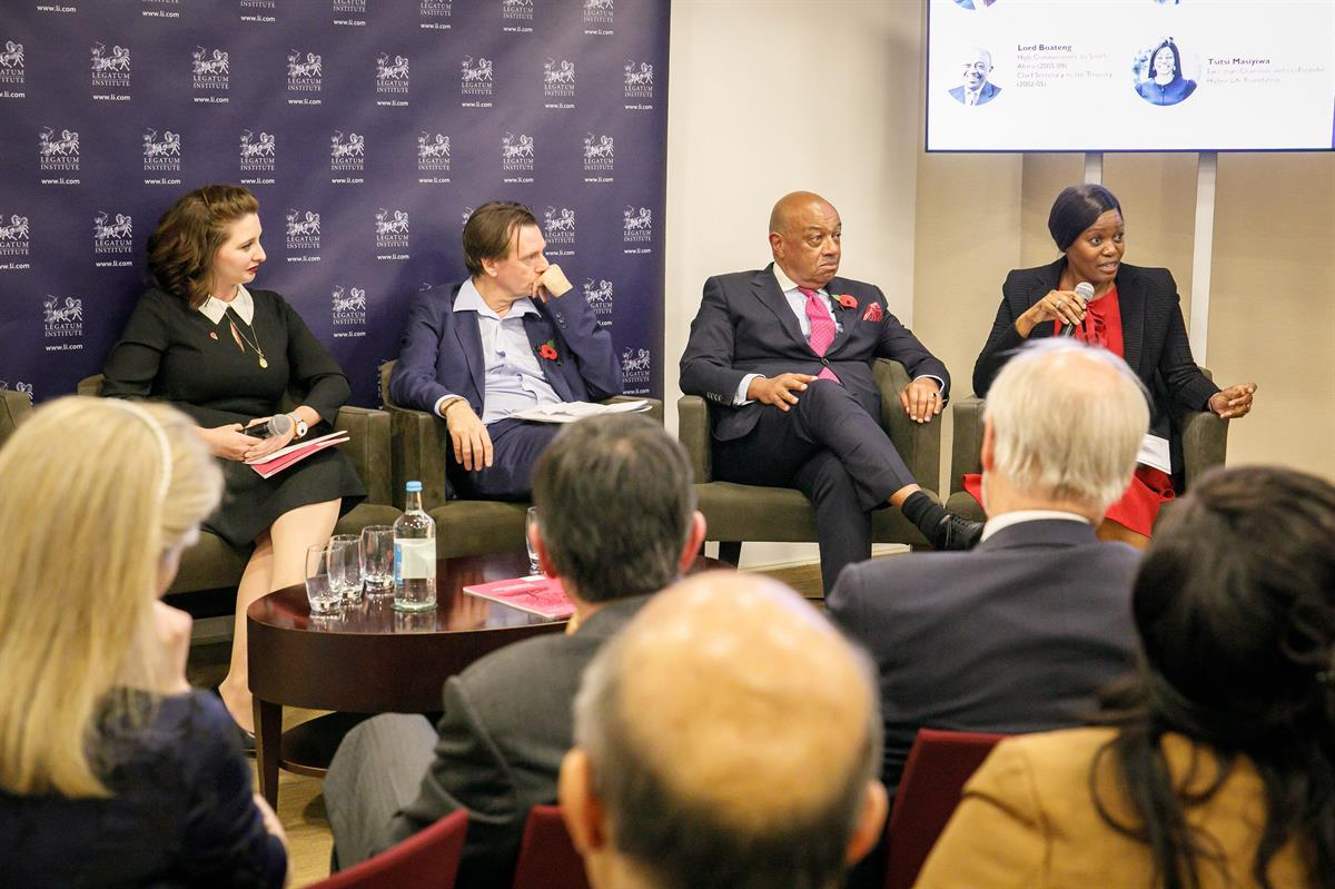How Nations Succeed: the launch of our 21st Century International Development programme