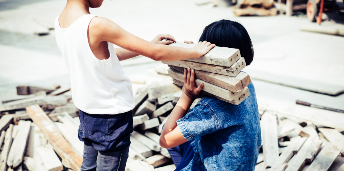 Child labour remains endemic across the globe