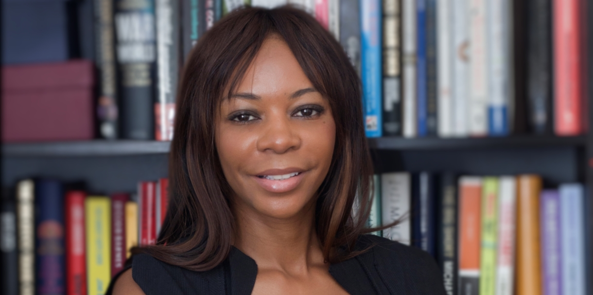 Dr Dambisa Moyo to discuss how we develop the courage to bring about transformational change
