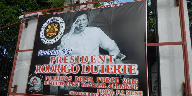 How Rodrigo Duterte Cast Himself as an Agent of Change