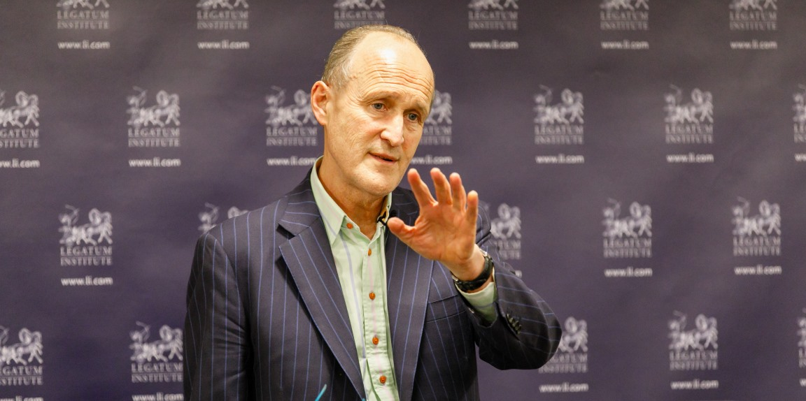 Sir Peter Bazalgette tells us why empathy is such an underrated feature of flourishing societies