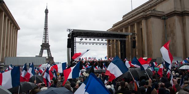 A brief guide to the French election: Populism across the spectrum —left, right and centre