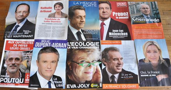 Macron won't win by a landslide