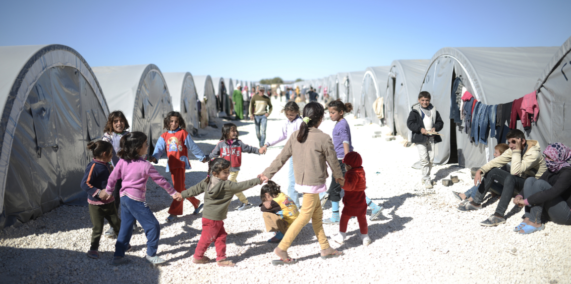 It is time to accept that the refugee crisis is the humanitarian challenge of our generation