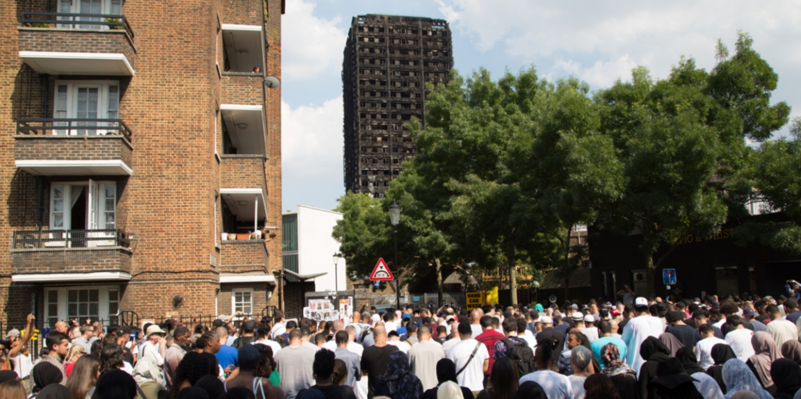 A community-led future: A proposal for the neighbourhood of Grenfell Tower