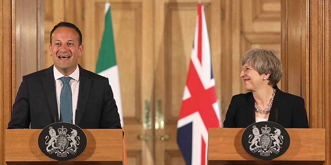 Mutual Interest: How the UK and EU can resolve the Irish border issue after Brexit