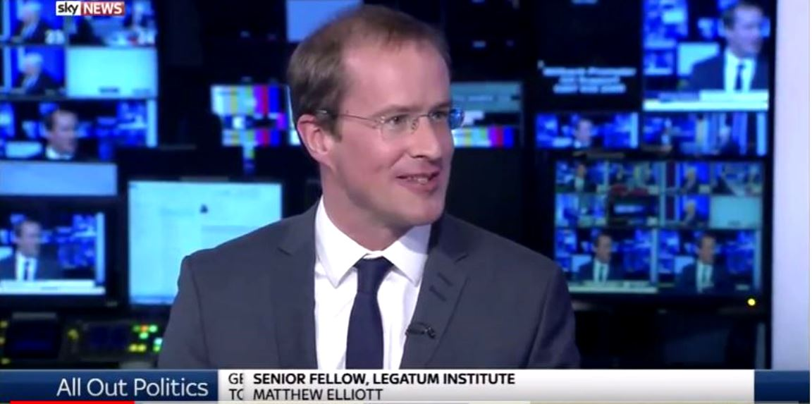 Matthew Elliott tells Sky News why the German election matters to the UK
