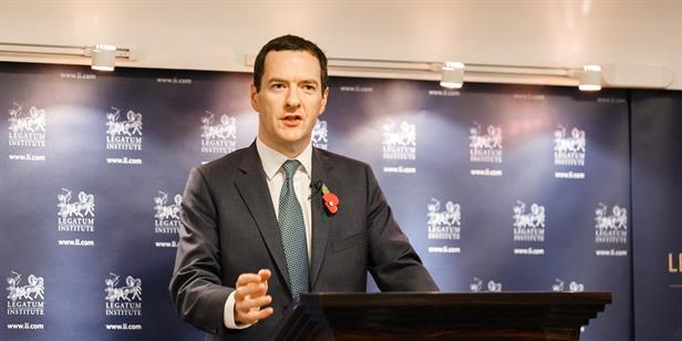 Legatum Institute responds to George Osborne's BCC speech