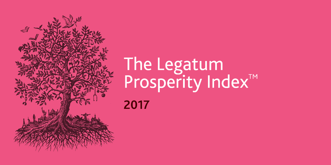 Norway tops leading index that shows the world is becoming more prosperous