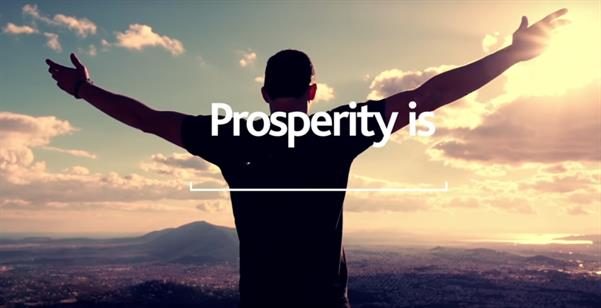 Video: What is Prosperity?