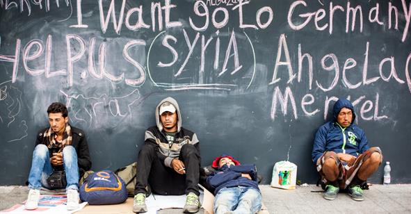 Refugee Crisis: Europe lacks