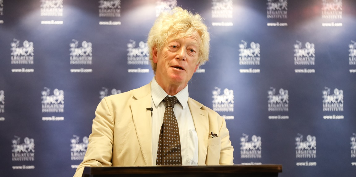 Sir Roger Scruton on how loyalty shapes our culture