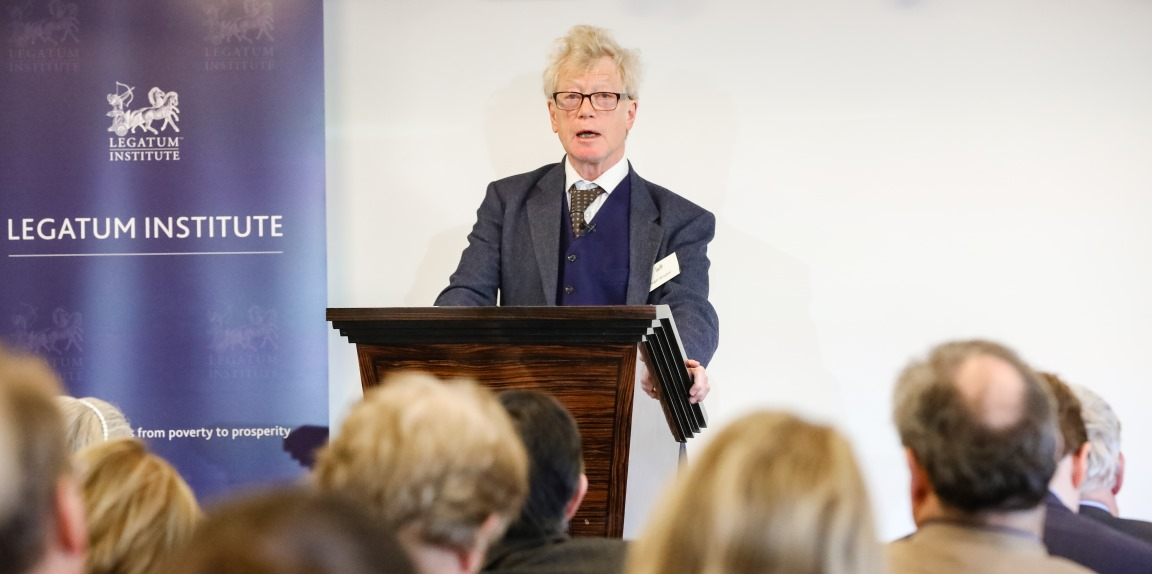 Sir Roger Scruton to speak on loyalty and how it shapes our culture