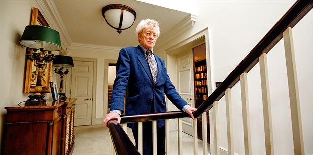 What are the institutions that matter and how do we restore confidence in them? An evening with Sir Roger Scruton.