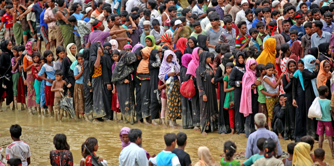 Ensuring the safety and security of the Rohingya people is of paramount importance