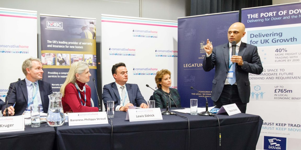 The Legatum Institute joins the debate at party conferences
