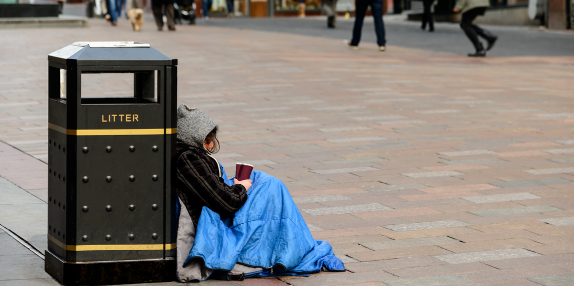 Penalising homelessness will not help rough sleepers create pathways out of poverty