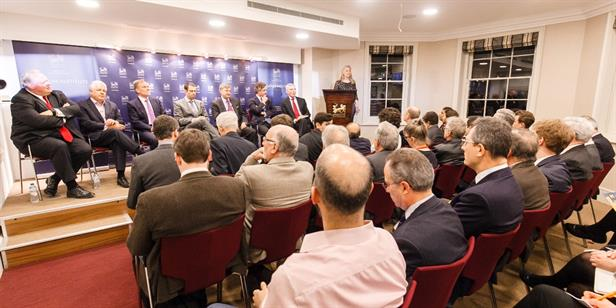 Inaugural Brexit Trade Briefing with the Legatum Institute Special Trade Commission